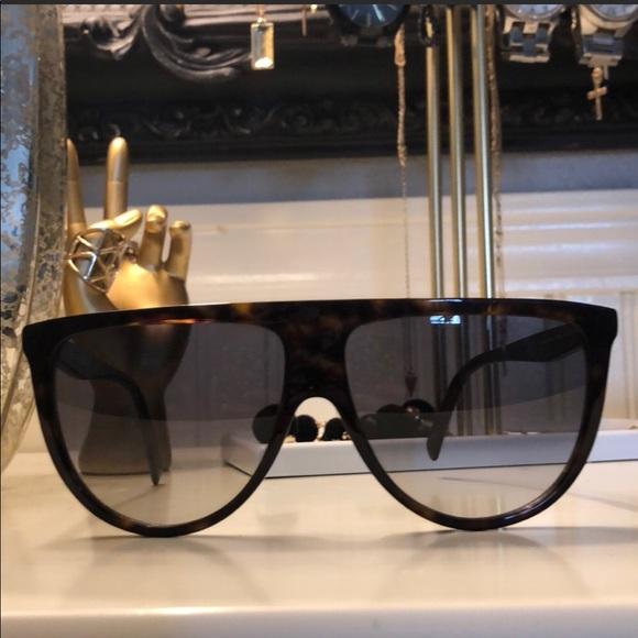 b97b5552219d Celine Accessories - 🦄 Authintic CELINE 41435 S Thin Shadow Sunglasses